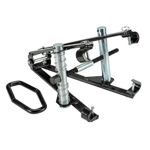 XtremepowerUS Single Action Tire Strut Coil Spring Press Compressor Work W Macpherson ()