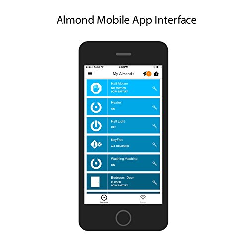 Securifi Almond+ Smart Home Hub & Router