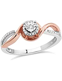 Womens Promise Rings | Amazon com