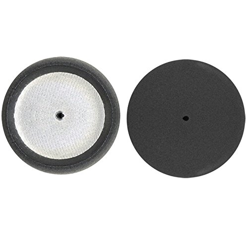 SM Arnold 34-603 3.5 Micro Foam Buffing Pad Pack of 3 Yellow,