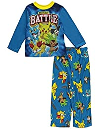 Boys Ready for Battle Pokemon Pajamas Size 4