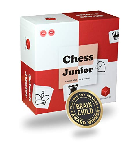 Set for Kids and Beginners. Teaching Chess Board Game for Children 5 6 7 8 9 Year Olds and Up - with Parent Child Instructions ()