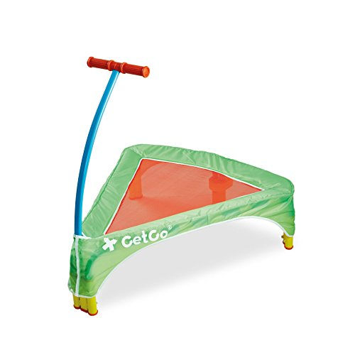 Diggin Foldaway Trampoline - Kid Active Trampoline