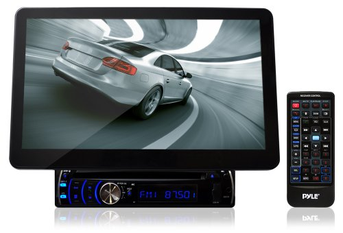 Pyle PLD10BT 10 1 Inch Touchscreen Multimedia