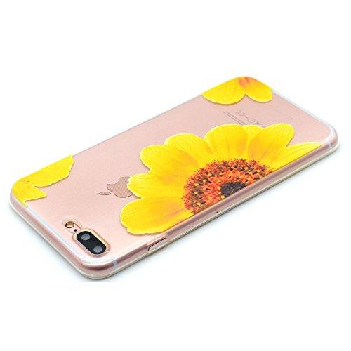 "HYAIT® For IPHONE 7 PLUS 5.5"" [XXG 17V3]Scratch-Proof Ultra Thin Rubber Gel TPU Soft Silicone Bumper Case Cover -BKI01"