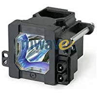Mwave Lamp for JVC HD-70FH96 TV Replacement with Housing