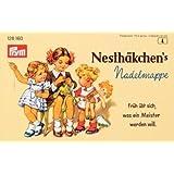 Nesthäkchens Nadelmappe 29 Näh-und Stopfnadeln und 1 Nadeleinfädler