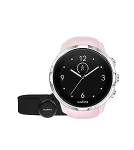 Spartan Sport GPS Watch with Heart Rate Belt, Sakura