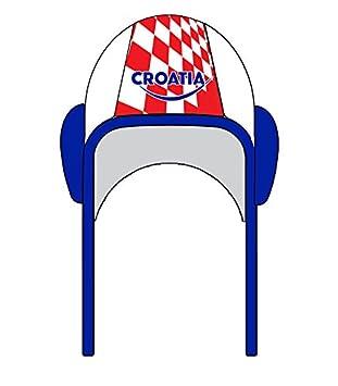 Bonnet de water polo Croatie Unisexe Homme et Femme première qualité  natation hockey subaquatique rugby subaquatique