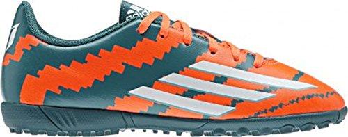 Argento Messi White Solar Stivali Tf 10 Orange Power Verde arancione 4 Teal J Adidas q8pdwq