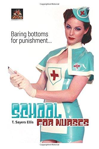 School for Nurses: Baring bottoms for punishment