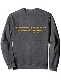 Book of Mormon mercy scripture sweatshirt