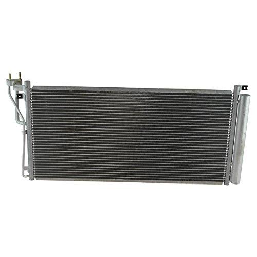 AC Condenser A/C Air Conditioning with Receiver Drier for Azera Sonata Optima