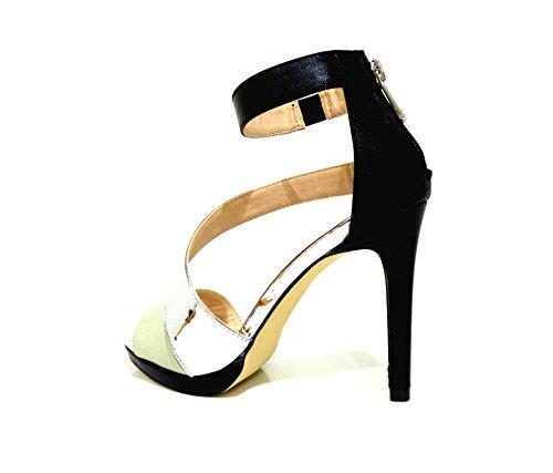 Gaudì  64586 - Softy Ice, Chaussures à brides femme