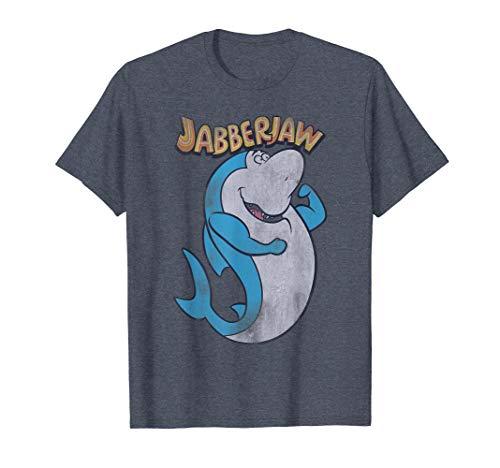 Jabberjaw Distressed T Shirt]()