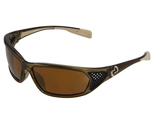 Native Eyewear Andes Interchangeable Polarized Sunglasses (Bronze Reflex, - Moss Sunglasses