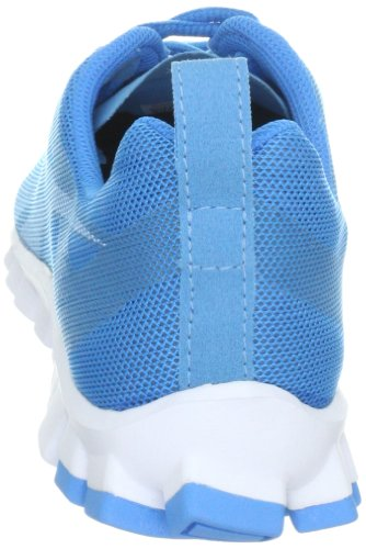 Reebok REALFLEX SCREAM J896 Damen Sneaker Blau (CALIFORNIA BLUE/WHIT)