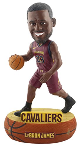 Forever Collectibles Lebron James Cleveland Cavaliers Baller Special Edition Bobblehead