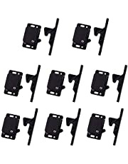 4 Pack Cabinet Door Latch/RV Drawer Latches, 7 Pull Force Latch, Holder for Home/RV Cabinet with Mounting Screws, Perfect for RV, Camper, Motorhome, Trailor, OEM Replacement