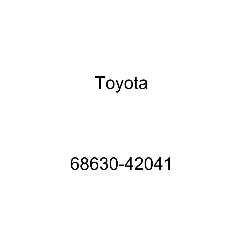 Toyota 68630-42041 Door Check Assembly