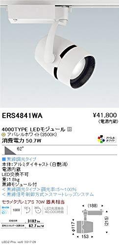 ENDO LEDスポットライト 配線ダクトレール用 セラメタプレミアS70W相当 3500K Ra95 超広角 白 無線調光 ERS4841WA (ランプ付)   B0796KSW52