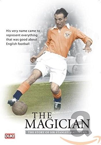 (The Magician - The Sir Stanley Matthews Story [DVD])