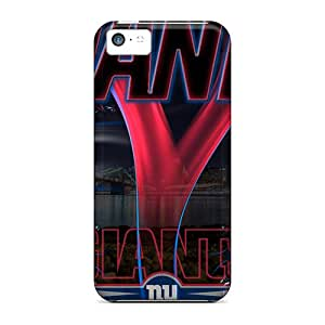 Perfect New York Giants Cases Covers Skin For Iphone 5c Phone Cases