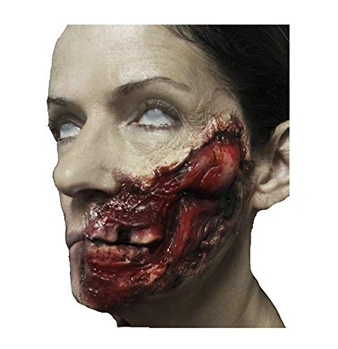 Zombie Makeup Prosthetic Zombie Costume Theatrical