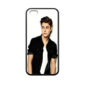 Custom Justin Bieber Back Cover Case for ipod touch 5 ipod touch 5 LLCC-1841
