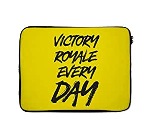 Victory Royale Fortnite Laptop Sleeves 13 inch Protective Sleeves