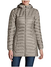 Womens Astoria Hooded Down Parka