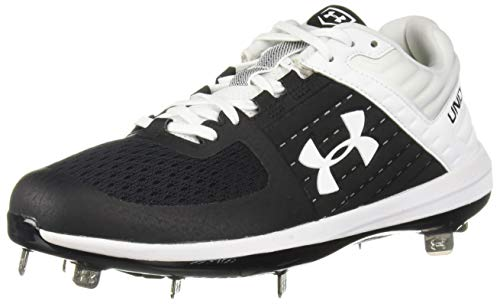 Under Armour Men's Yard Low St Opt. 3 Metal Baseball Shoe