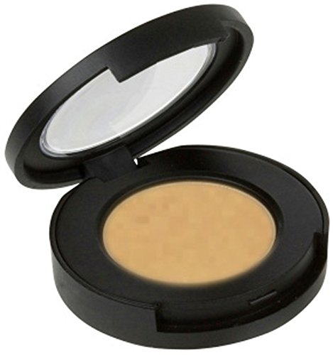 Mineral Eyeshadow - Gold Nugget #27 - Formulation and Foundation of Natural Minerals/Powder - Shades/Magic Finish to Apply and Grace Your Face. By Jill Kirsh Color, Hollywood's Guru of Hue (Dark Shadows In The Corner Of My Eye)