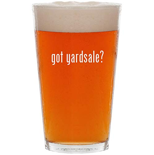 got yardsale? - 16oz Pint Beer -