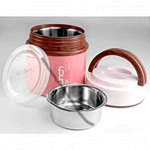 Girnees 2 Compartmet Lunch Box With Lid