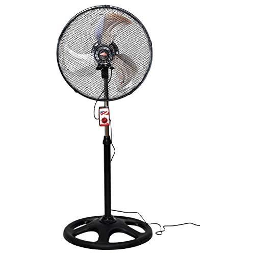 chollos oferta descuentos barato Maxell Power CE Ventilador DE PIE Industrial 18 Pulgadas 115W 3 VELOCIDADES Garantia