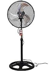 "Maxell Power CE Ventilador DE PIE Industrial 18"" Pulgadas 115W 3 VELOCIDADES Garantia"