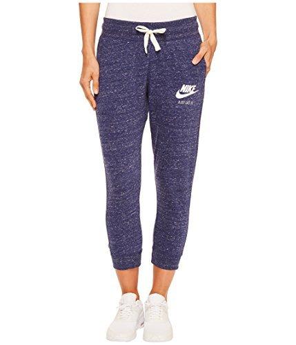 Nike Sportswear Gym Vintage Capri (SM 22, Binary Blue/Sail)