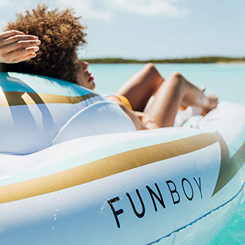 FUNBOY Giant Inflatable Yacht Pool Float by FUNBOY (Image #6)