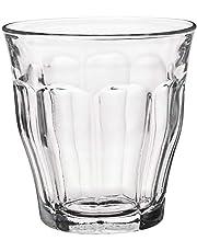 Duralex 510320 Picardie dricksglas, vattenglas, juiceglas, 360 ml, glas