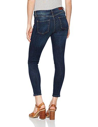 Ajuste Lonia Wash Jeans LTB Bleu Undamaged 50042 Femme Coupe Jean Nila xIRzw5zqH