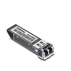 TRENDnet 100Base-FX SFP Multi-Mode LC Mo...