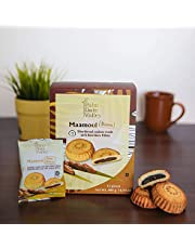 Palm Date Valley Maamoul Shortbread Cookies Made With Real Date Filling (12 Pieces) 16.93 oz