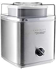 Cuisinart 400CA-30BCHK Indulgence Frozen Yogurt-Sorbet and Ice Cream Maker