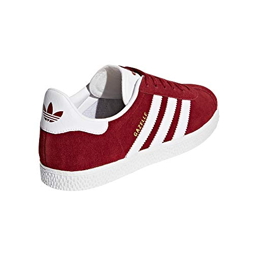 Rosa White Blu Donna Gazelle Burgundy Sneaker Scarpe Adidas E BwUqRCn