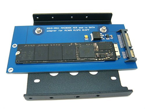 6+12 Pin to SATA Adapter Card With 3.5-Inch Bracket For 2010-2011 MACBOOK AIR A1369 A1370 A1377 SSD by Sintech (Image #1)