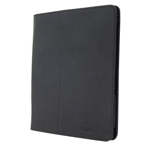Fosmon OPUS Series Leather Folio Case with Flip Stand for Le Pan I & II, Le Pan S 9.7-Inch Tablet at Electronic-Readers.com
