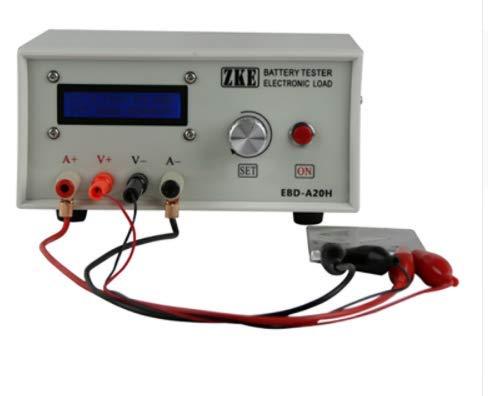 High Precision Digital Battery Capacity Tester Power Supply Tester DC12V 20A 200W