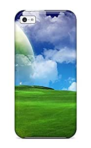 For Iphone 5c Protector Case Dreamy Landscape Phone Cover