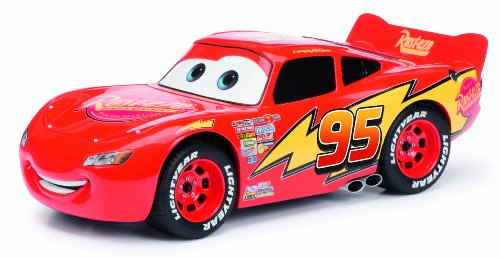 1/18 ライトニング・マックィーン #95(レッド) 「カーズ」 450036000の商品画像